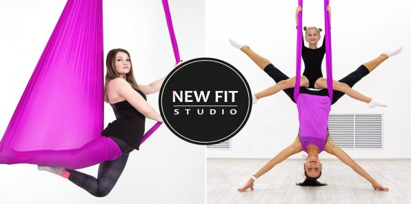 До -50% от студии растяжки и фитнеса NEW FIT STUDIO