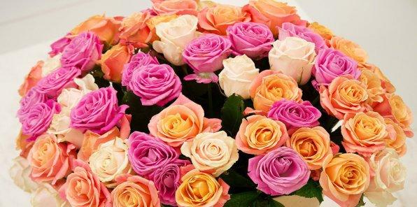 Супер акция доставка цветов, москва olors цветы холодного фарфора купить
