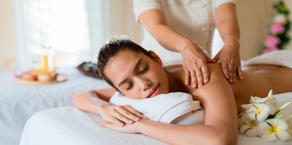 Скидки до 75% на массаж в студии B-belle