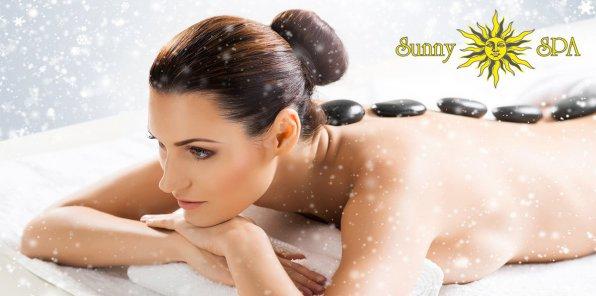 До -50% на SPA и массаж в центре Sunny SPA