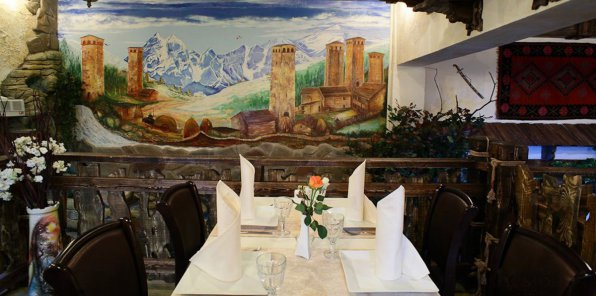 -30% на меню и напитки в ресторане «Сванети»