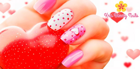 Скидки до 80% в ногтевой студии Kris Beauty Nails