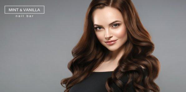 Скидки до 90% на парикмахерские услуги в салоне Mint&Vanila