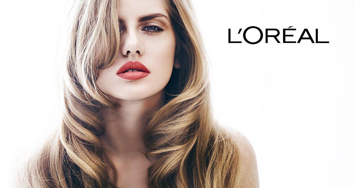 Скидки до 82% на услуги для волос в студии L'OREAL