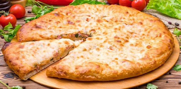 Скидки до 50% на пироги с мясом, сыром, сладкие