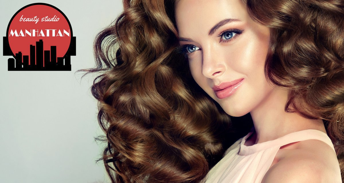 Скидки до 85% на услуги для волос