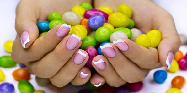 Скидки до 34% на ногтевой сервис в салоне «Красота»