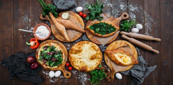 Скидки до 50% в ресторане восточной и грузинской кухни Basil