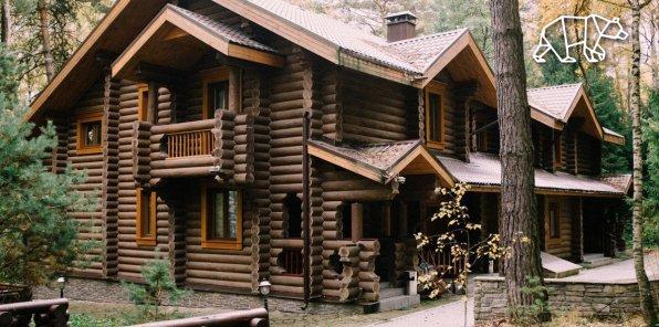 Скидки до 48% на отдых в эко отеле «Мишкина Гора»