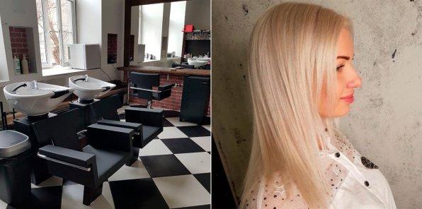 Скидки до 77% на услуги для волос от топ-стилиста