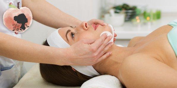 Скидки до 70% на косметологию в салоне «Персик»