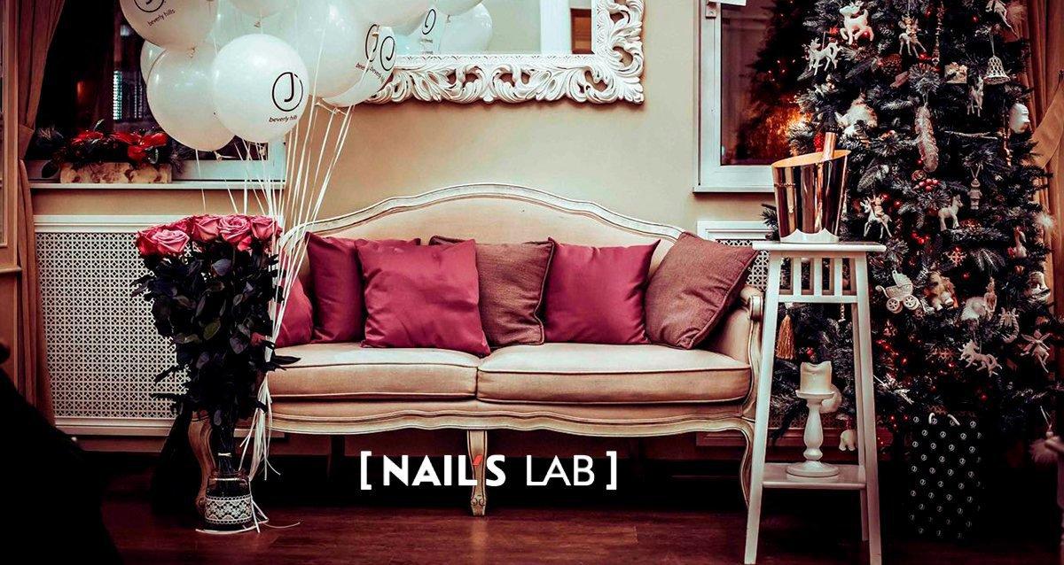 Скидки до 80% на ногтевой сервис в салоне Nails Lab на 1905 года
