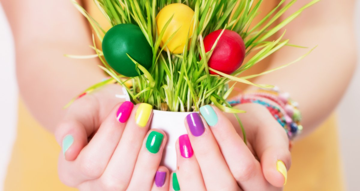Скидки до 65% на ногтевой сервис в салоне «Город»
