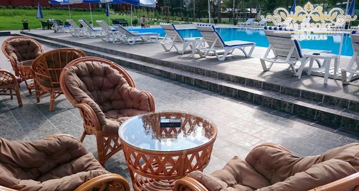 Скидка 50% на проживание в Эко-отель MB resort