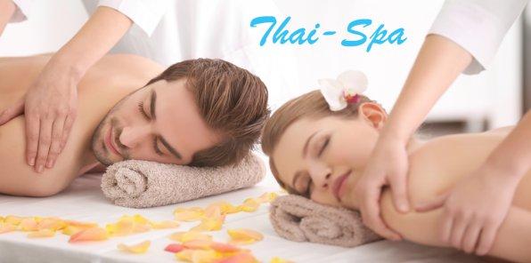 Скидки до 72% на массаж и SPA в салоне Thai-SPA
