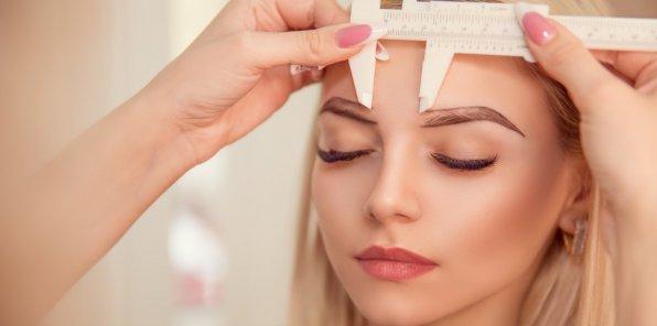 Скидки до 80% на перманентный макияж в студии «МАК»