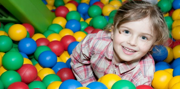 Скидка 50% на посещение детского центра «Забава»