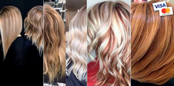Скидки до 70% на услуги для волос в «Студии 72»