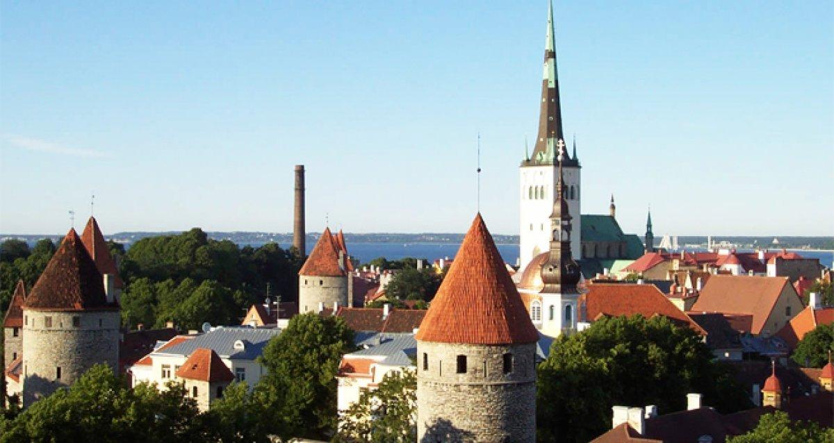 Выходные в Таллине