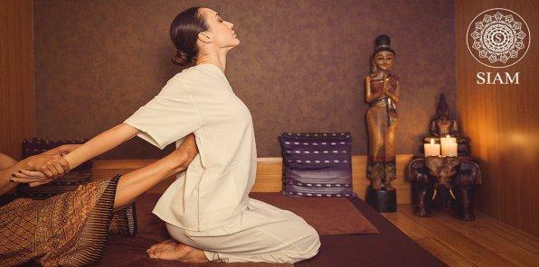 Скидки до 56% на массаж и SPA