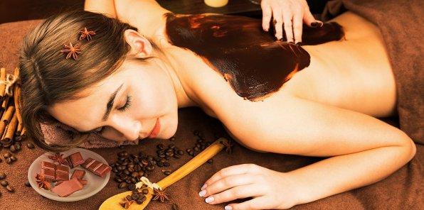 Скидки до 65% на массаж и SPA в салоне «Спа в темноте»