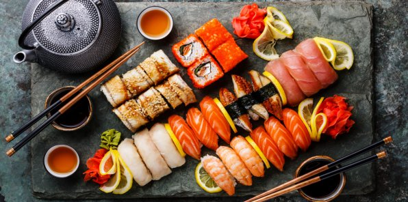 Скидки до 50% в ресторане «Ямамото Night»