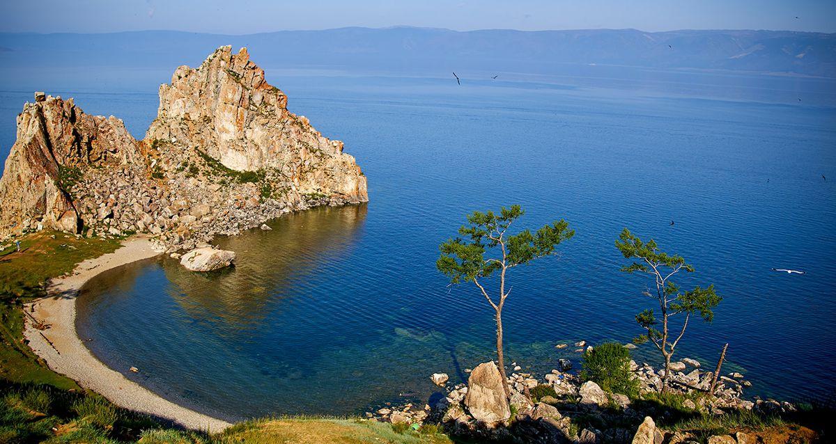 Байкал: локации для лучших селфи