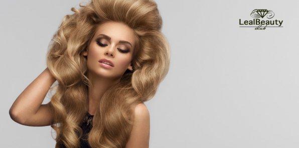 Скидки до 80% на услуги для волос в Leal Beauty Studio