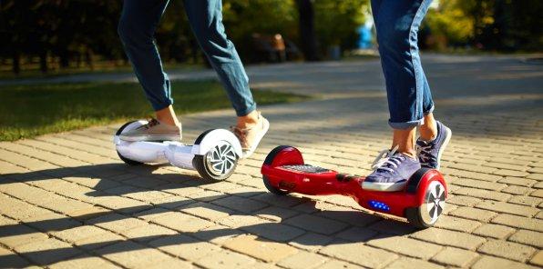 Скидка 49% на прокат гироскутера в парке «Сокольники»