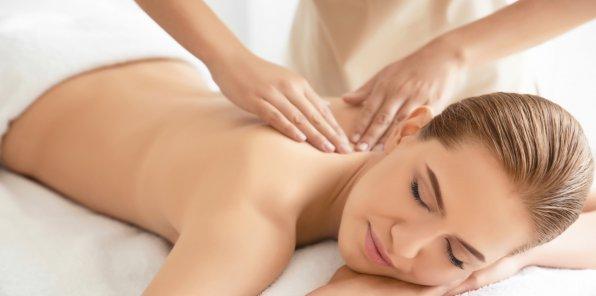 Скидки до 60% на массаж в студии красоты «Лемур»
