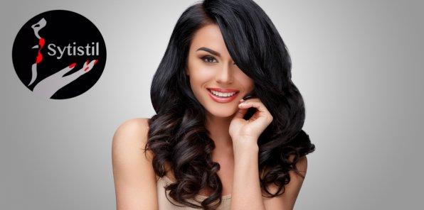 Скидки до 60% на услуги для волос в салоне «Сити Стиль»