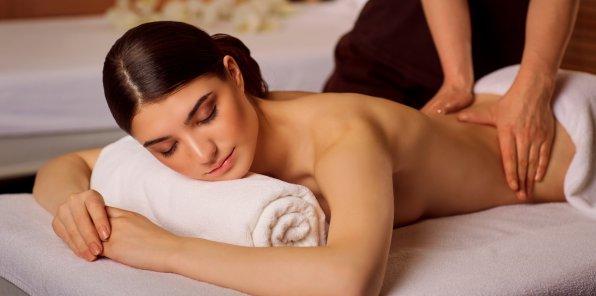 Скидки до 50% на массаж в студии красоты «Ангел»