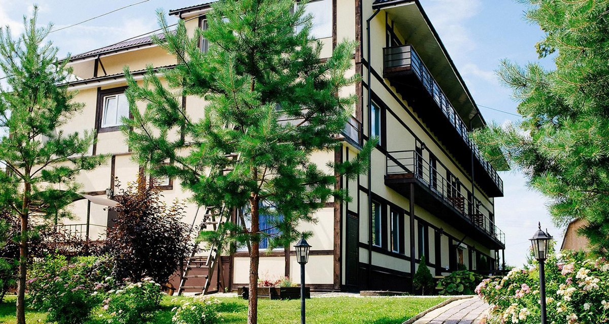 Скидки до 50% на отдых в загородном клубе Volkov Sky