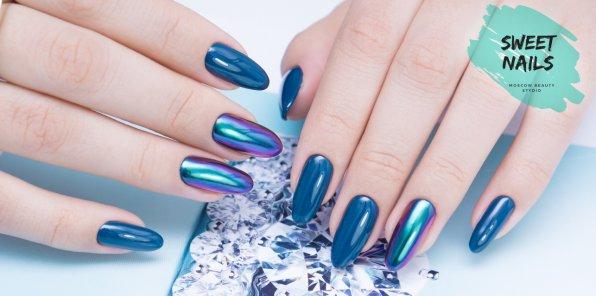 Скидки до 80% на ногтевой сервис в сети Sweet Nails