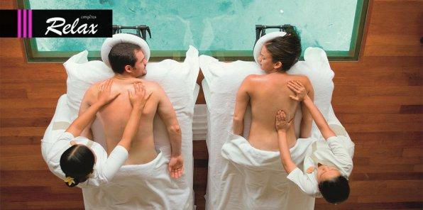 Скидки до 80% на SPA в студии массажа «Студия-Relax»