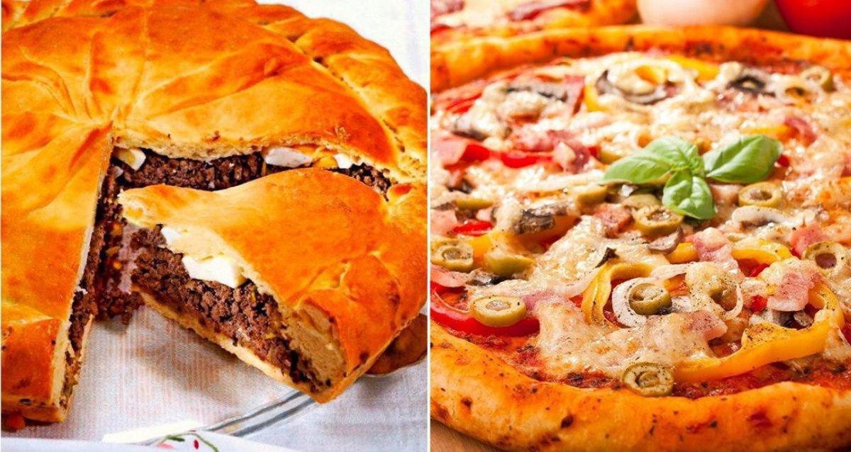 Скидка 60% на пироги и пиццу от службы доставки GrandPie