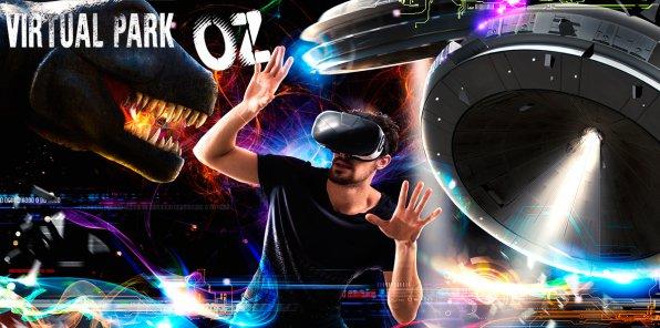 Скидки до 50% от клуба виртуальной реальности Virtual Park OZ