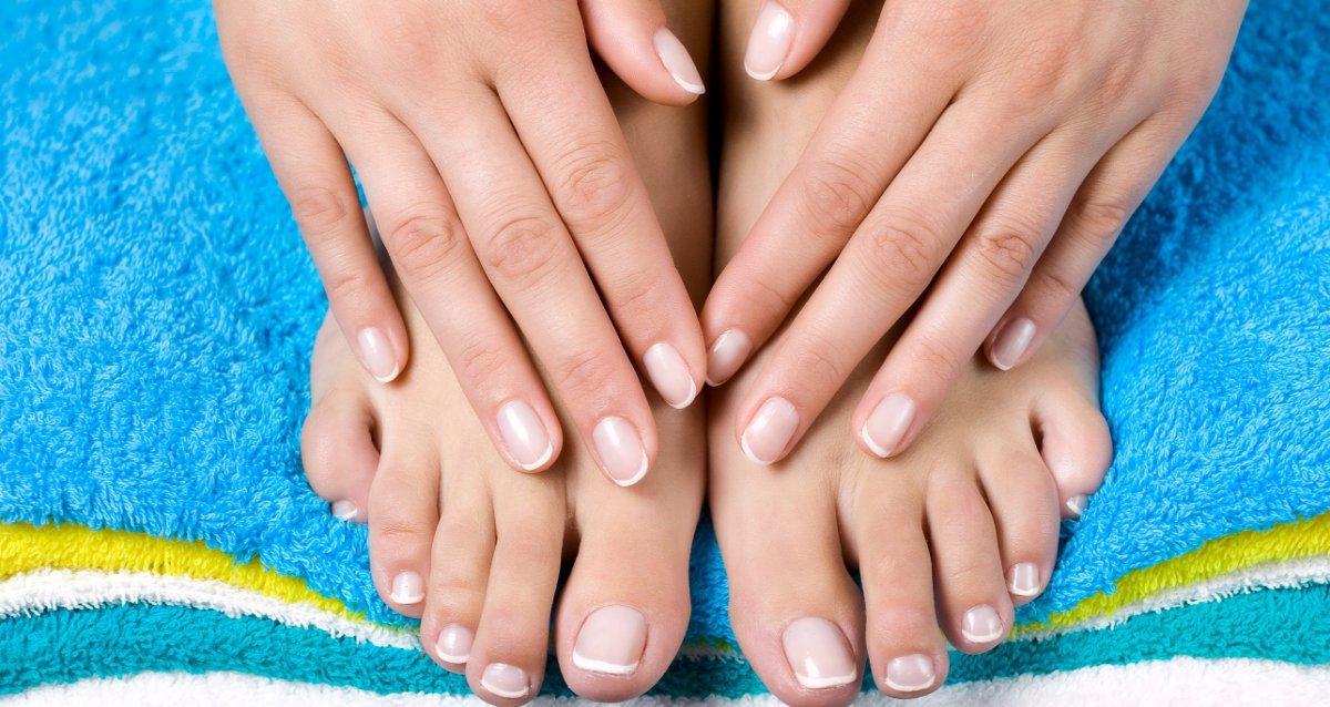 Скидки до 75% на ногтевой сервис в салоне «Каштан»