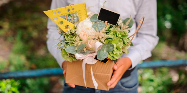 Скидки до 30% на готовые букеты от Lavanda flowers