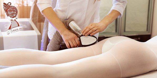 Скидки до 50% на LPG-массаж и обертывания