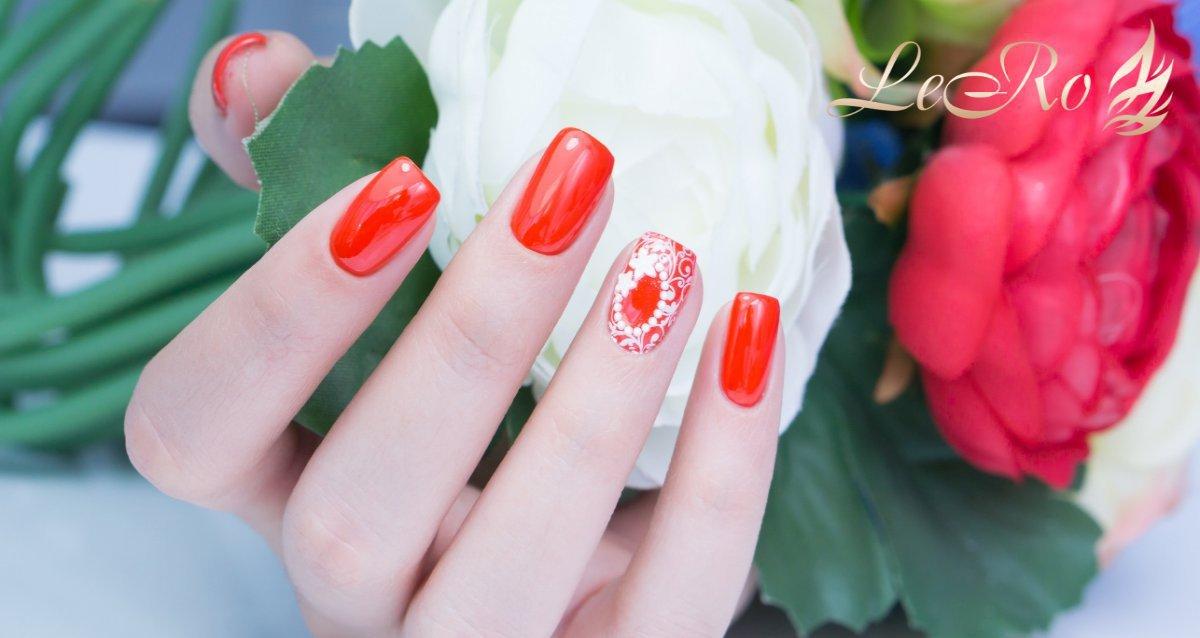 Скидки до 67% на ногтевой сервис в салоне LeRo