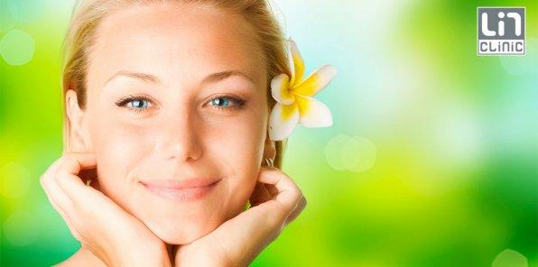 Скидка 50% на косметологию в «ЛинКлиник» + подарки!