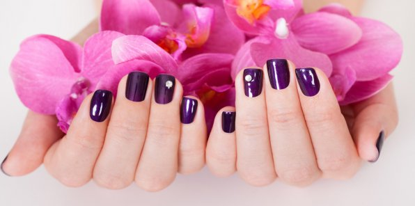 Скидки до 60% на ногтевой сервис в салоне красоты «Камелия»