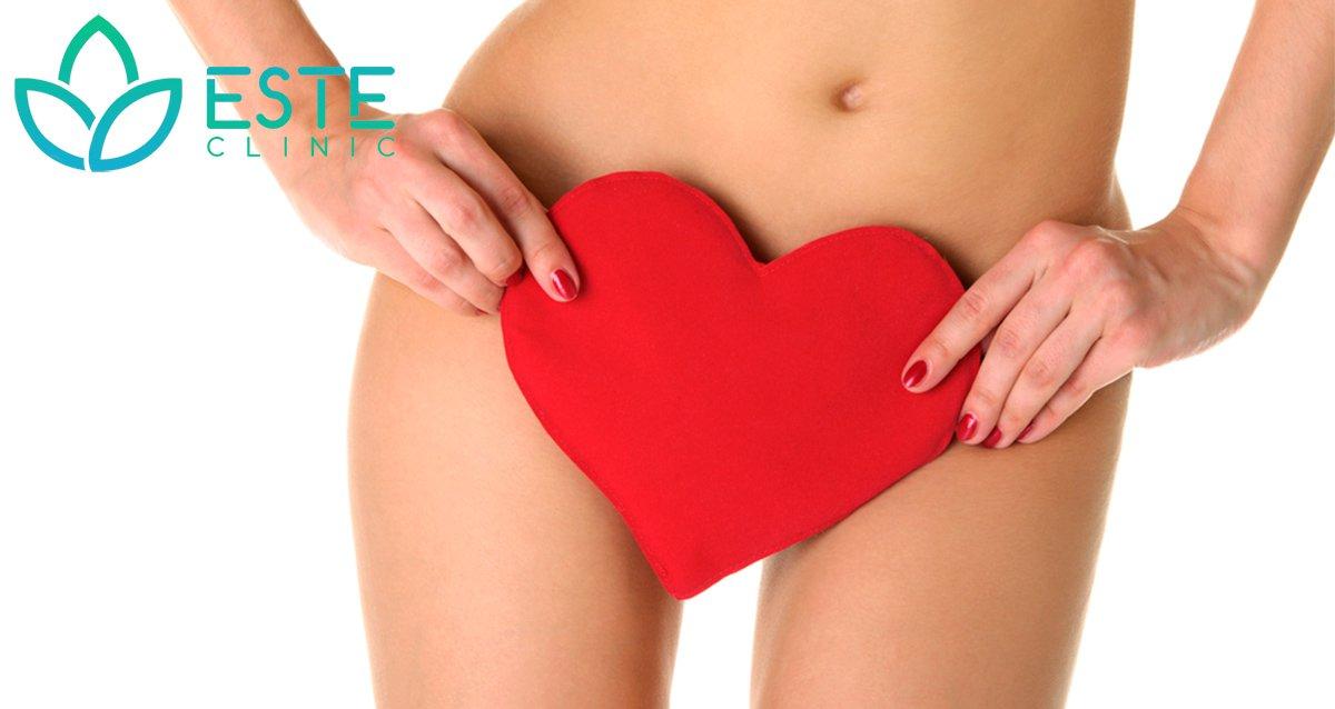 Скидки до 80% на интимное омоложение в Este Clinic