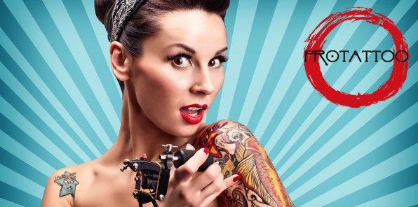 Скидки до 80% на татуировки в сети Pro Tattoo