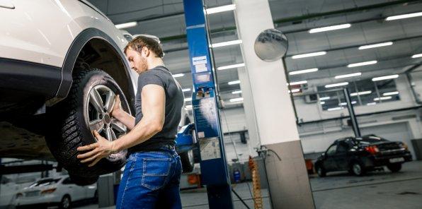 Скидки до 50% на шиномонтаж от компании LorryPlus