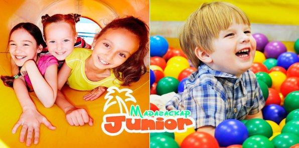 Детский развлекательный центр «Мадагаскар Junior»