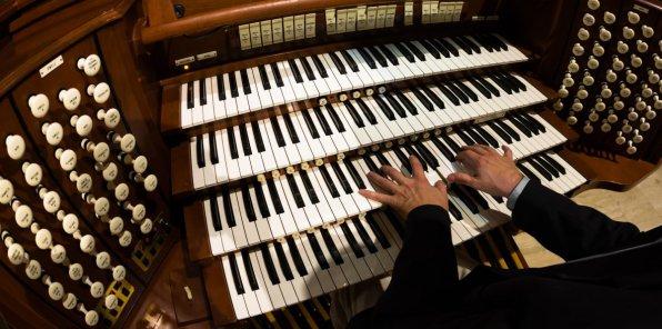 Скидка 50% на органные концерты