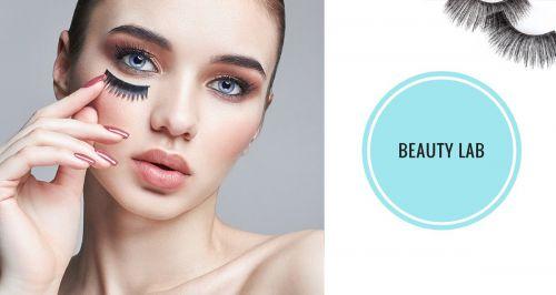 Скидки до 75% на услуги для бровей и ресниц в Beauty Lab