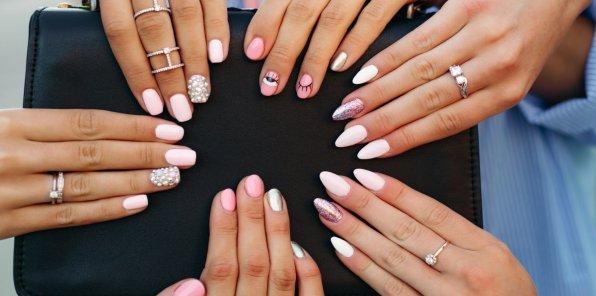 Скидки до 60% на ногтевой сервис в салоне «Ника»